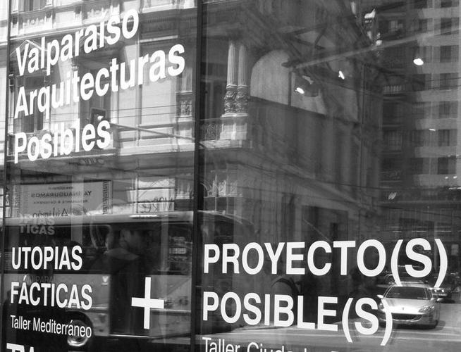 Valparaíso Arquitectura(s) Posible(s)
