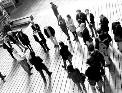 Rondas de comisiones de talleres integrados