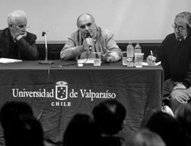 """Seminario """"Manuel Casanueva: Diálogos sobre pedagogía, investigación y arquitectura""""."""