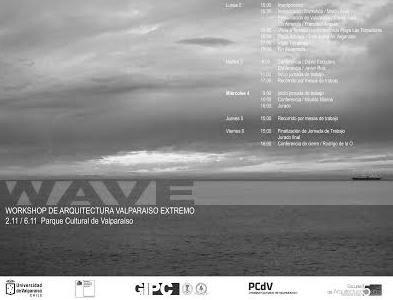 WAVE: Workshop de Arquitectura Valparaíso Extremo.