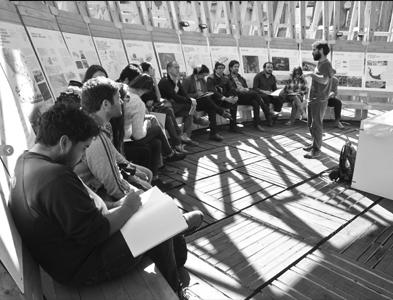 4 universidades presentan proyecto para borde costero en Bienal de Arquitectura