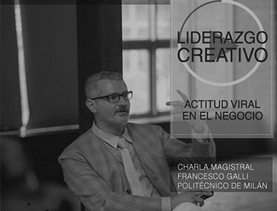 Charla Magistral Francesco Galli