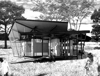 Diseñan primera vivienda social sustentable para Isla de Pascua