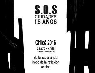 SOS CIUDADES 2016