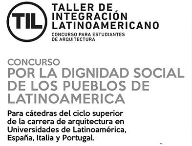"""TIL """"taller de integración latinoamericana"""""""